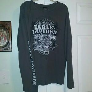 Harley Davidson thermal top